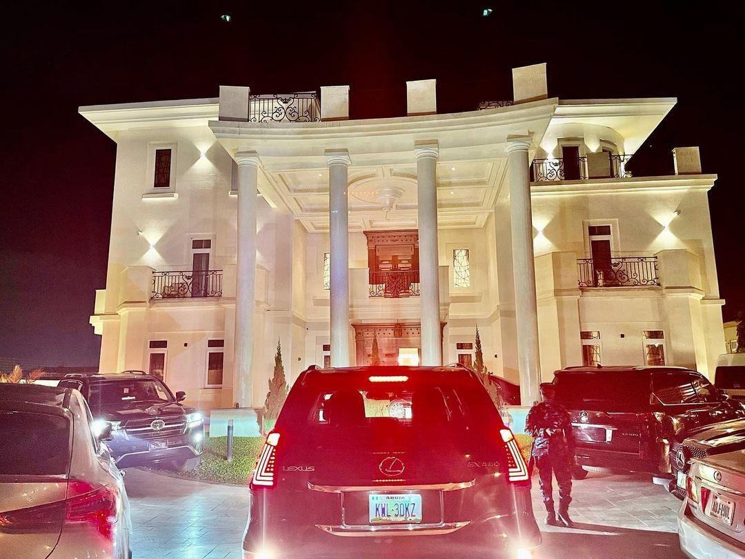 PHOTOS: Obi Cubana mansion in Abuja