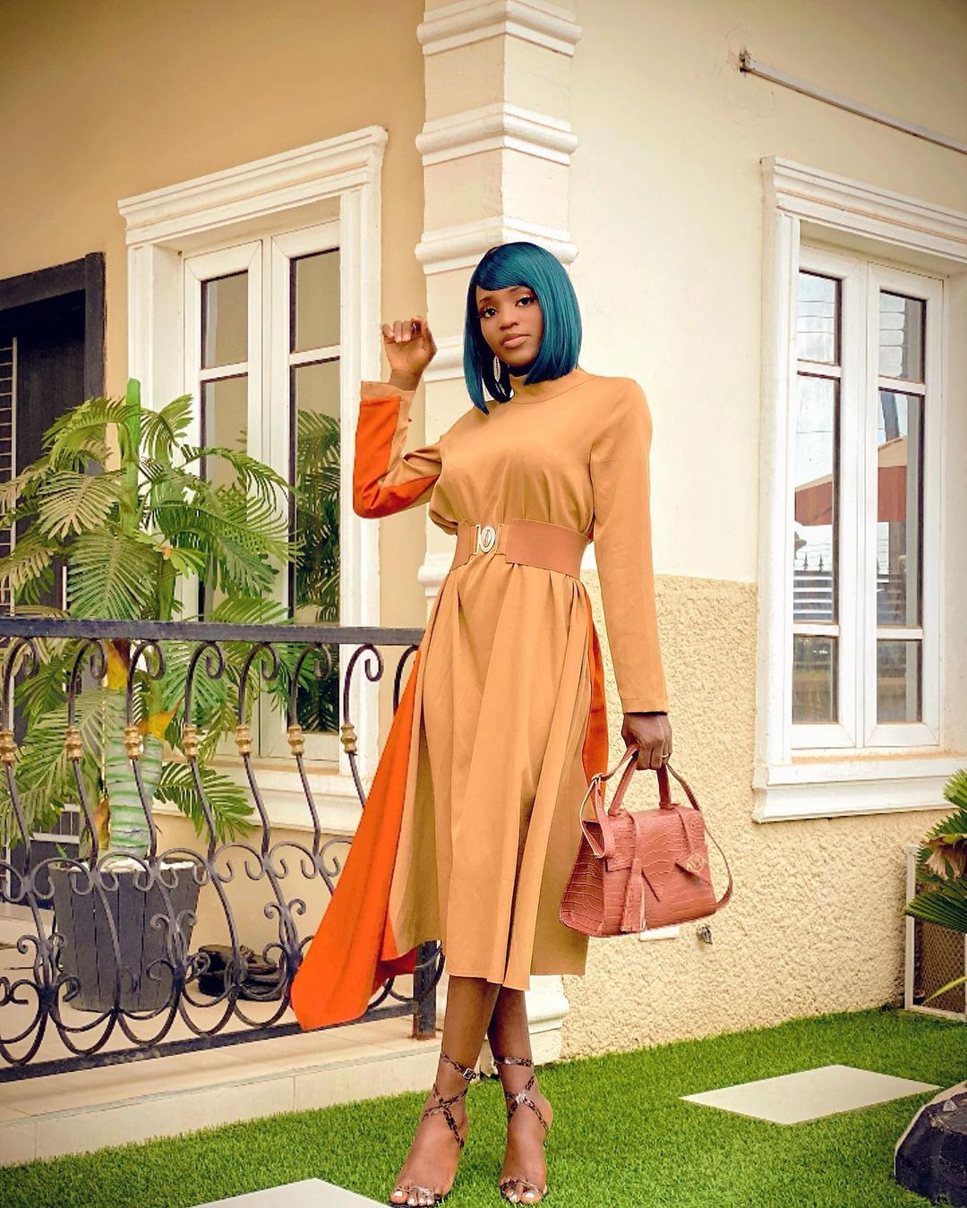 Actress, Bukunmi Olasina tells