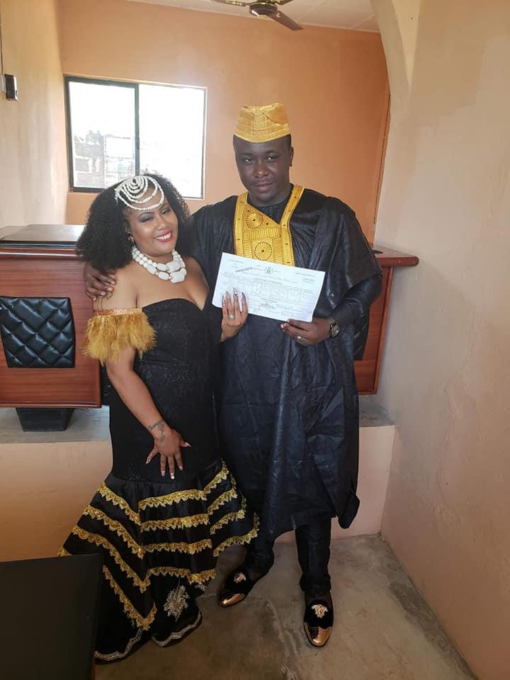 Nigerian doctor accuses