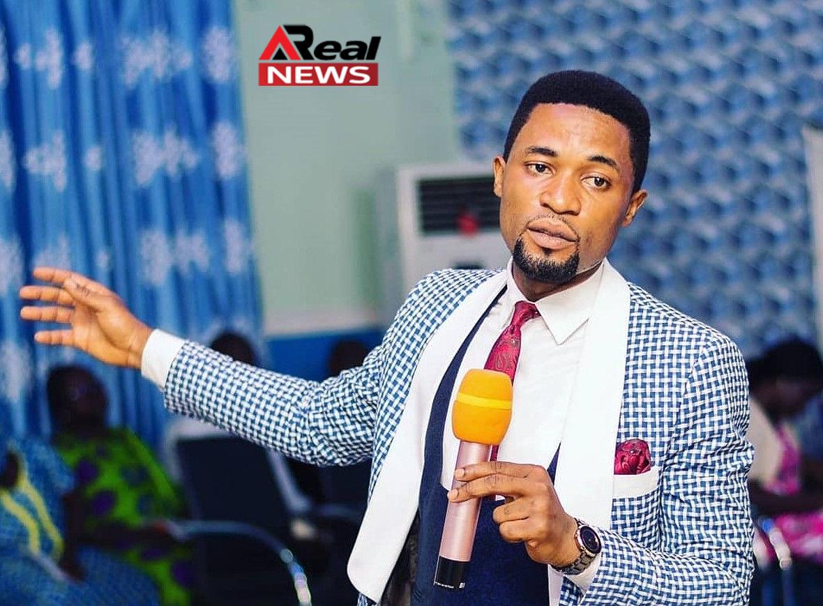Nigerian clergyman
