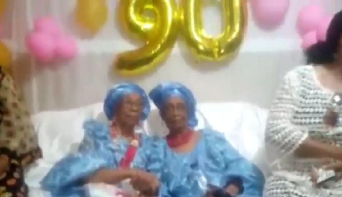 besties of 80 years